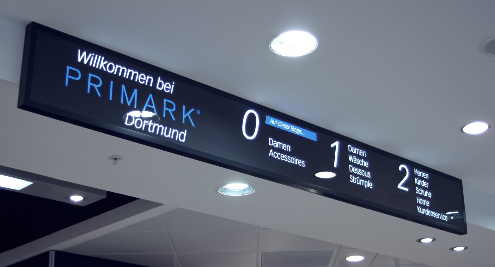 primark dortmund website